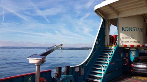Fähre von Meersburg nach Konstanz